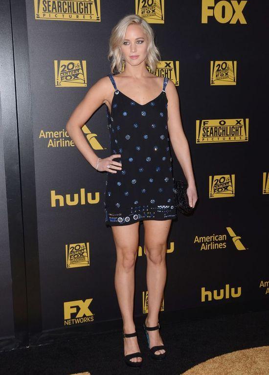 Na czy po gali? Kiedy Jennifer Lawrence wyglądała lepiej?