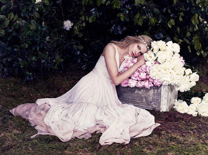 Pokochacie romantyczną kolekcję sukni ślubnych Jenny Packham