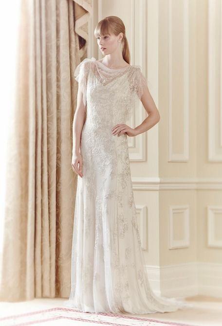 Suknie ślubne Jenny Packham wiosna 2014
