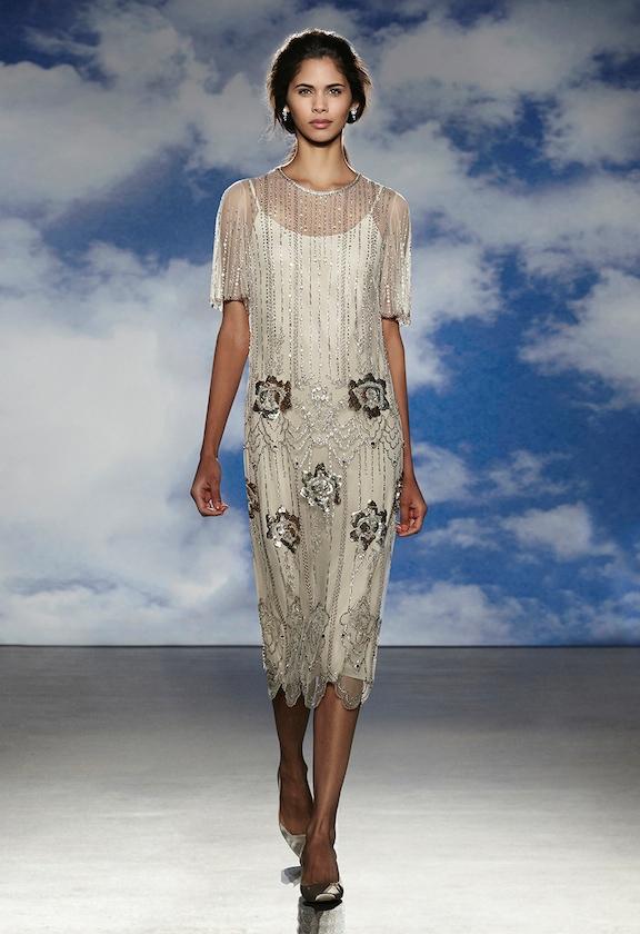 Jenny Packham - kolekcja sukien ślubnych na wiosnę 2015