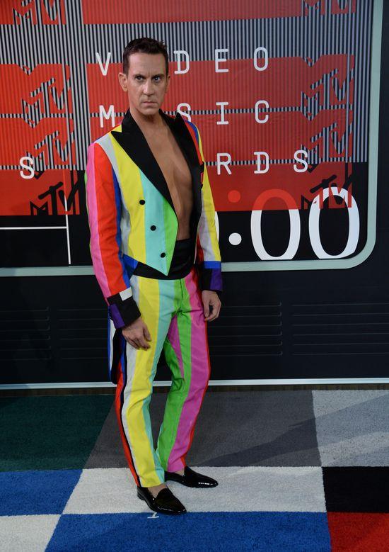 MTV VMA 2015 - Tak tłumy gwiazd prezentowały się na gali
