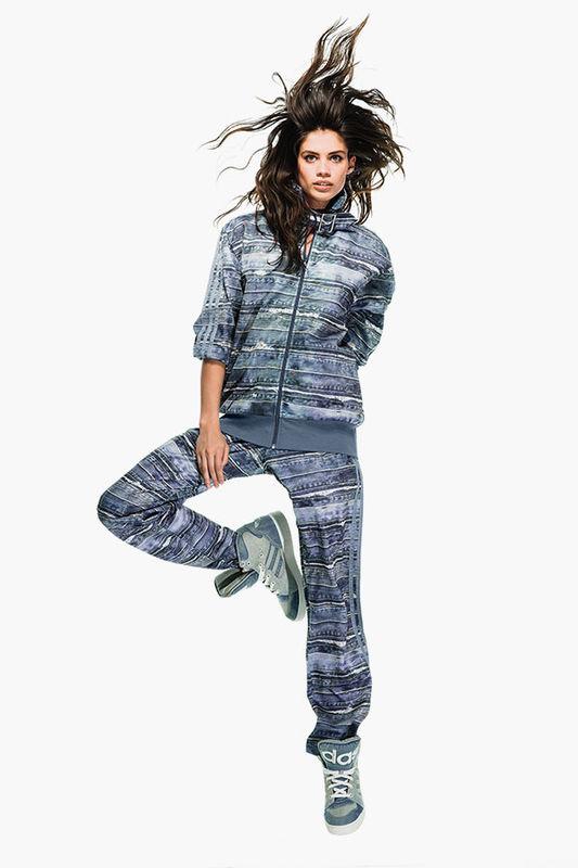 Jeremy Scott x Adidas Originals - kolekcja jesień-zima 2014