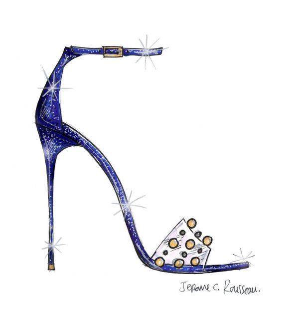 Jimmy Choo i Stuart Weitzman zaprojektowali buty Kopciuszka!