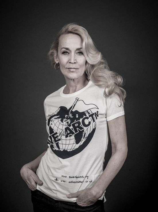 Kampania Vivienne Westwood i Greenpeace - Save the Arctic
