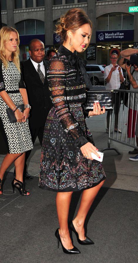 Jessica Alba w Valentino (FOTO)