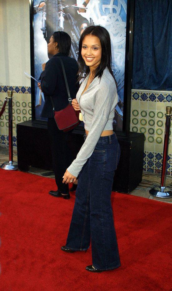 Jessica Alba i jej wpadki na przestrzeni lat (FOTO)