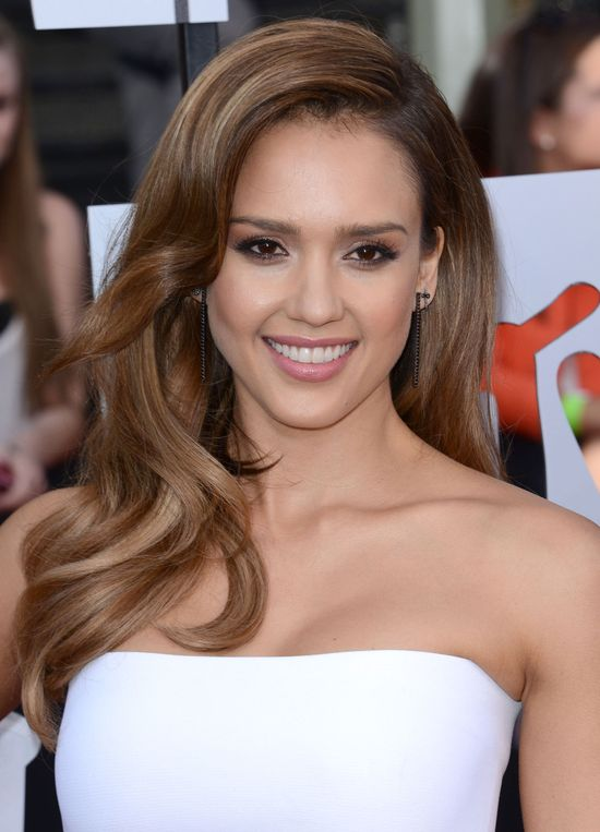 Zjawiskowa Jessica Alba na MTV Movie Awards