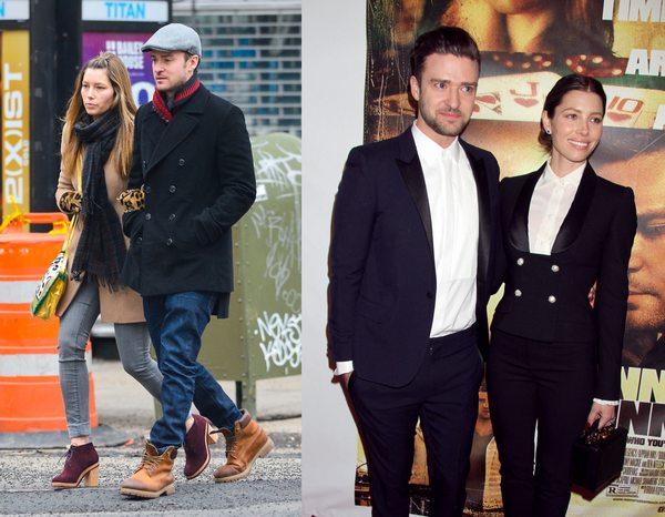 10 najbardziej stylowych par 2013 roku