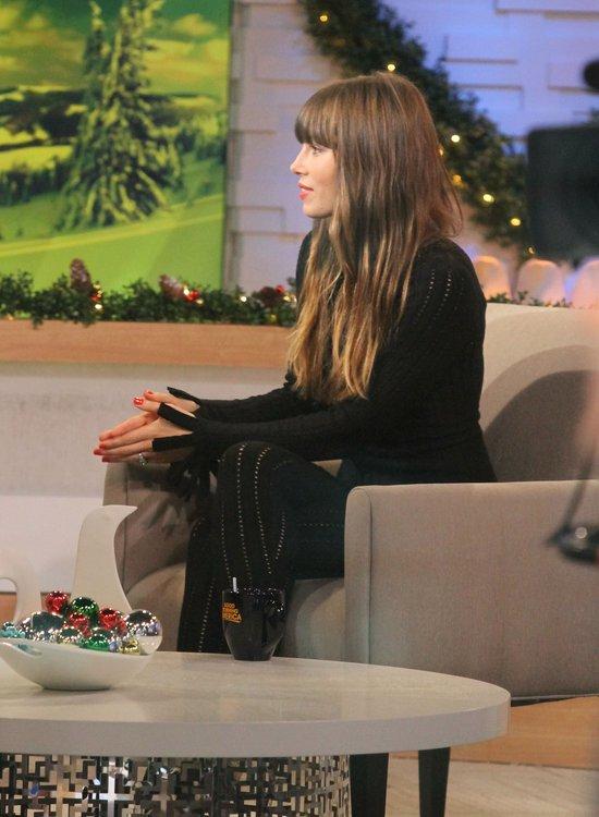 Jessica Biel - z grzywką czy bez? (FOTO)