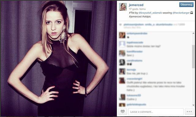 Czy to najgorsza stylizacja Jessici Mercedes?