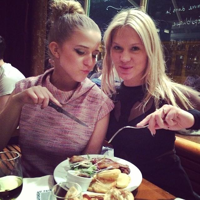 Jessica Mercedes i Zosia Ślotała na Paris Fashion Week!