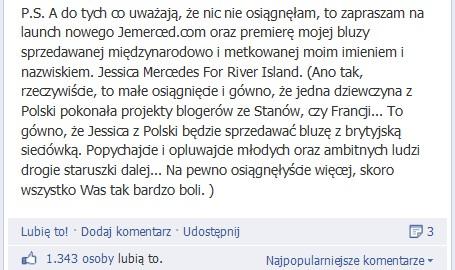 Nowa wojna między Jessiką Mercedes i Dorotą Wróblewską!