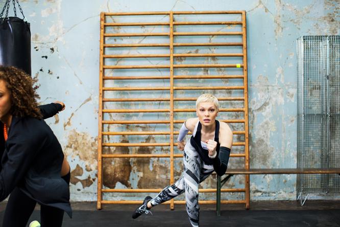Energia w życiu Jessie J