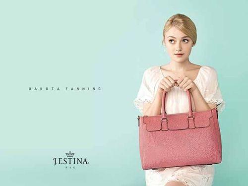 Elle i Dakota Fanning w kampanii marki J. Estina