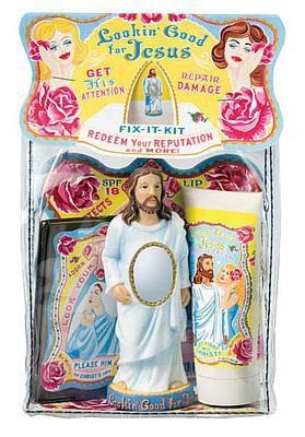 Kosmetyki z Jezusem