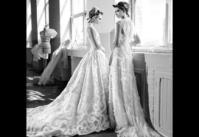 Moda ślubna - Przegląd sukien ślubnych Madonna Jesus Peiro