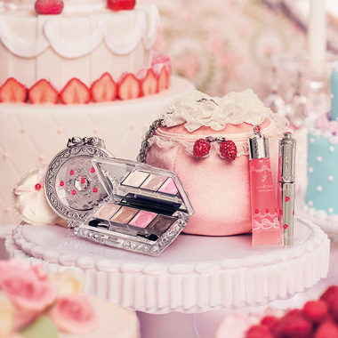 Cukierkowa kolekcja kosmetyków od Jill Stuart (FOTO)