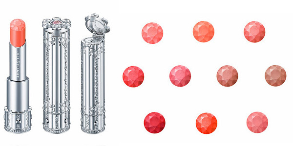 Jill Stuart - cukierkowa kolekcja na wiosnę 2014!