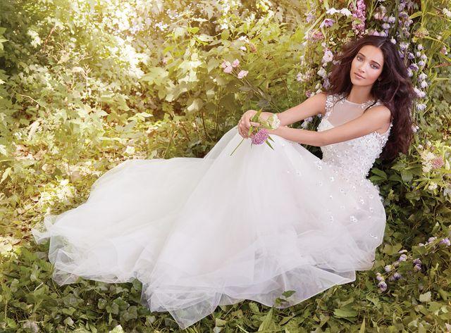 Suknie ślubne Jim Hjelm- nie tylko dla romantyczek (FOTO)
