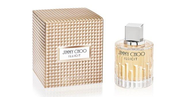 Jimmy Choo debiutuje z nowymi perfumami - Illicit