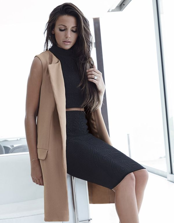 Najnowsza kolekcja Michelle Keegan dla Lipsy London (FOTO)