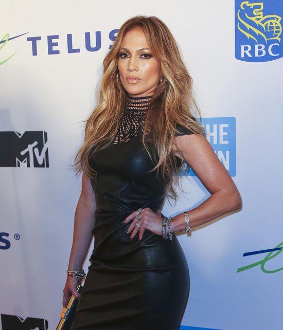Jennifer Lopez zaliczyła sporą wpadkę...