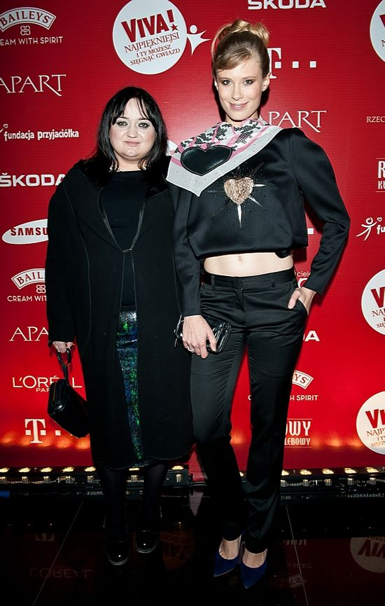 Kreacje gwiazd na gali Viva Najpiękniejsi 2014 (FOTO)