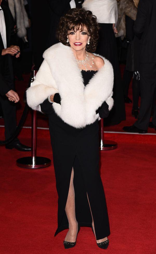 Kto pojawił się na londyńskiej premierze nowego Bonda?