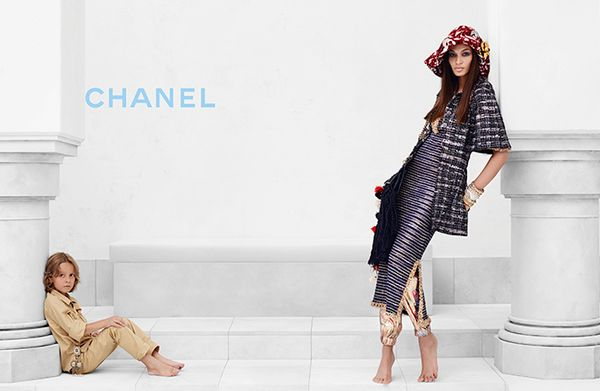 Świetna kampania Chanel autorstwa Karla Lagerfelda (FOTO)