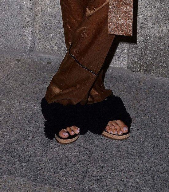 Kim Kardashian jak spod pryszniaca, a Joanna Horodyńska jak prosto z łóżka