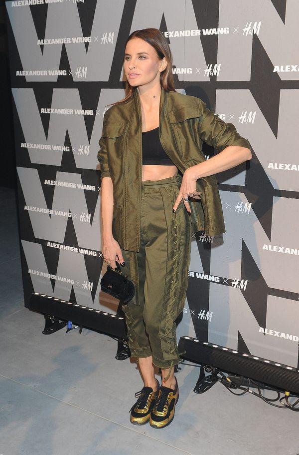 Kto pojawił się na pokazie kolekcji Alexander Wang X H&M?