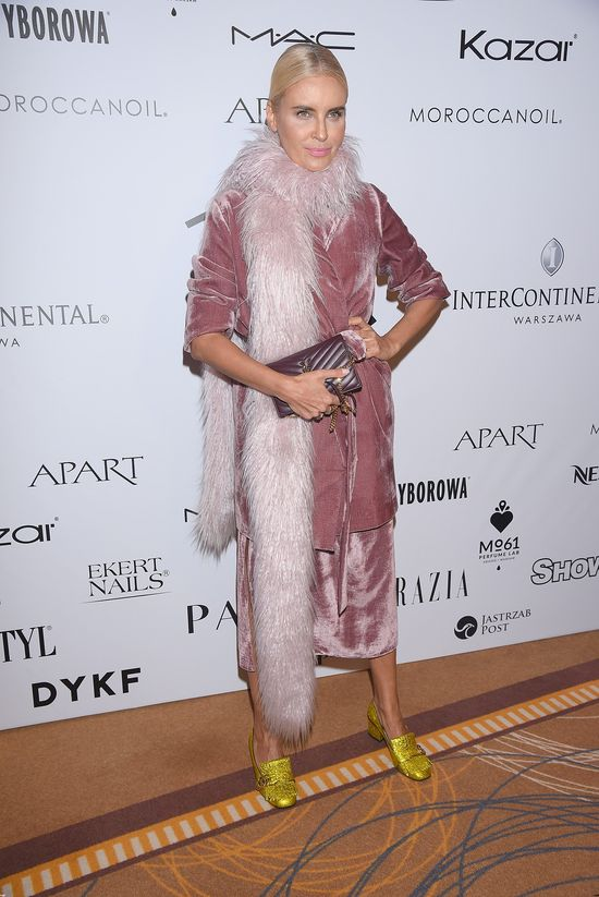 Co Joanna Horodyńska ma na sobie?! (FOTO)