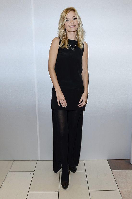 Joanna Koroniewska zadała szyku w asymetrycznej sukience