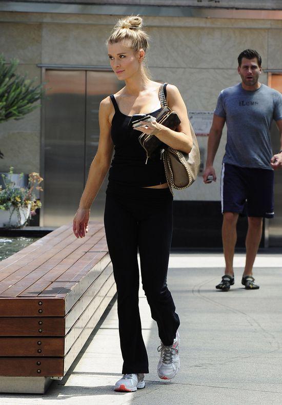 Joanna Krupa i jej sportowy look
