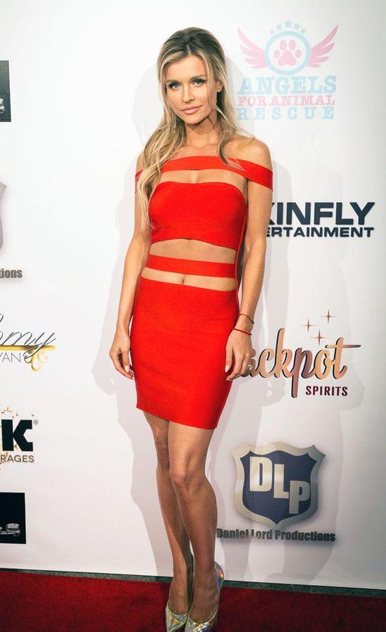 Joanna Krupa w seksownej mini sukience (FOTO)