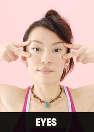 joga twarzy ćwiczenia