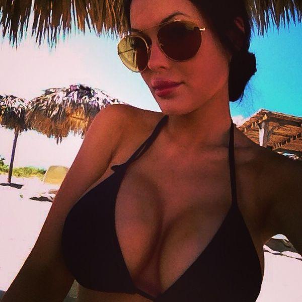 Poznajcie Veronikę Black, sobowtórkę Angeliny Jolie