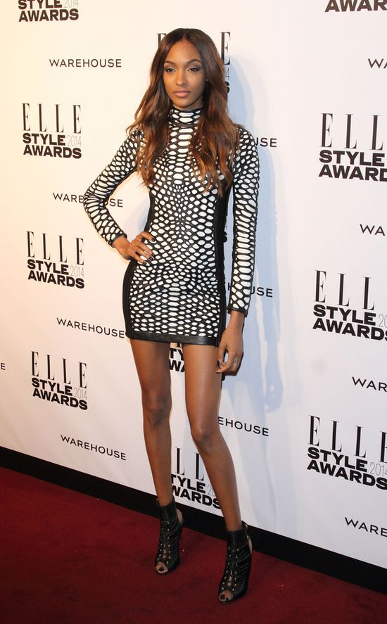 Elle Style Awards 2014 - Jourdan Dunn