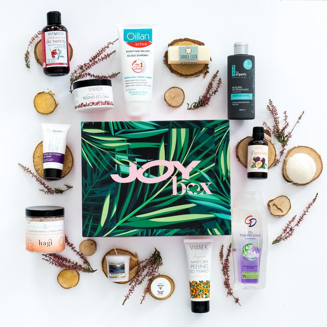 Zainspiruj się naturą z JOY BOXem! Zobaczcie zawartość najnowszego pudełka