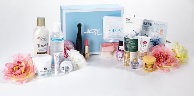 JOY BOX - edycja De Lux! Co w nim znajdziemy? (FOTO)