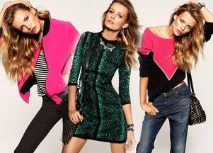 moda zima 2012