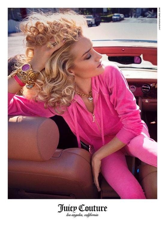Kolorowa kolekcja Juicy Couture - wiosna-lato 2014 (FOTO)