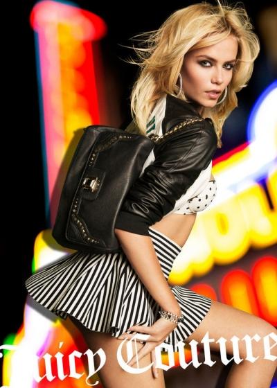 Juicy Couture wiosna-lato 2013