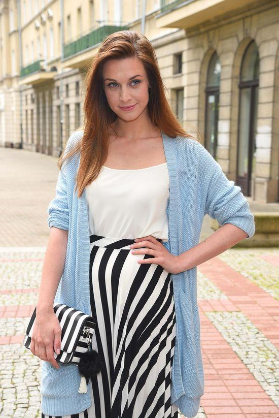 Julia Kamińska w wyjatkowo dziewczęcym wydaniu na lato