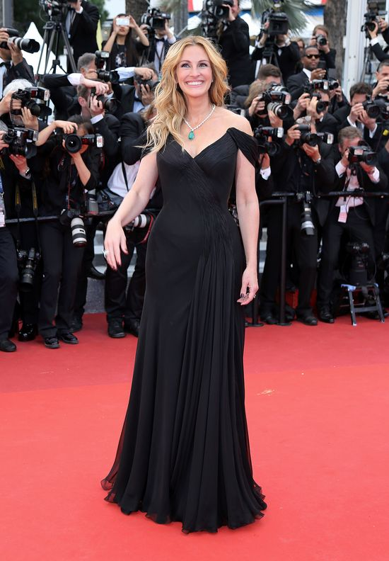 Julia Roberts w Cannes 2017