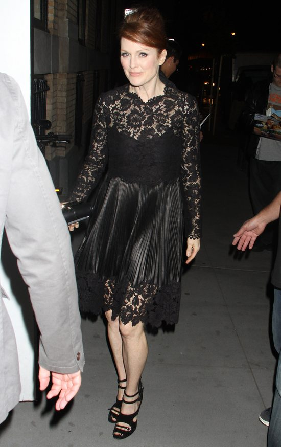 Julianne Moore w Valentino (FOTO)