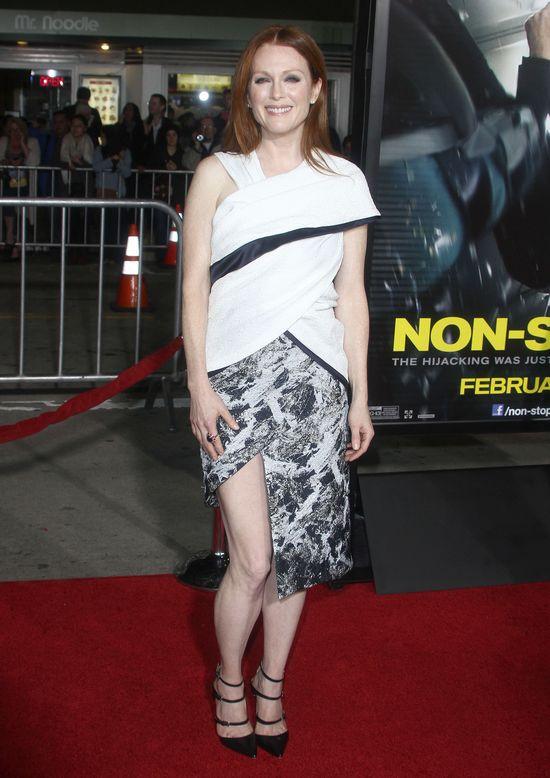 Julianne Moore - sukienka