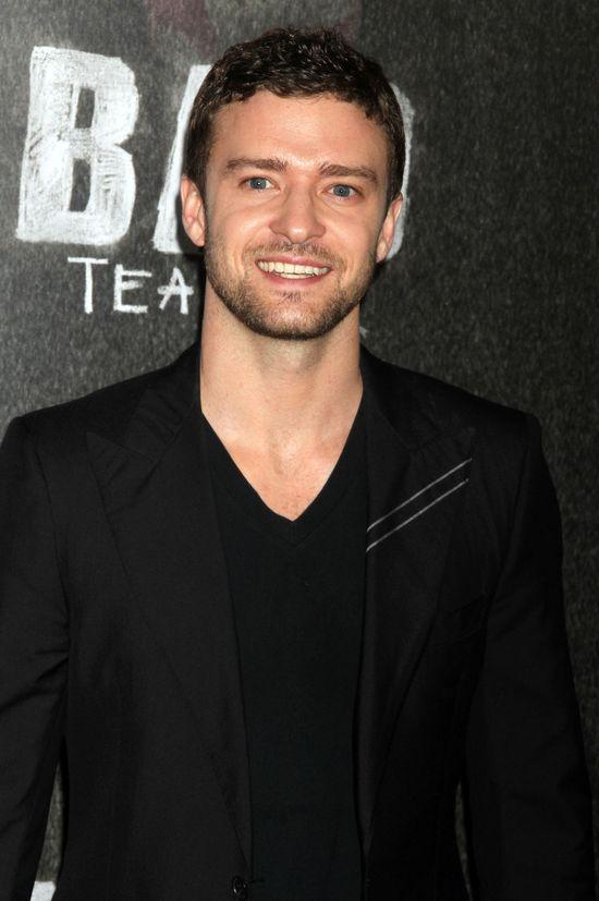 Prezent dla Justina Timberlake'a okazał się modową WPADKĄ...