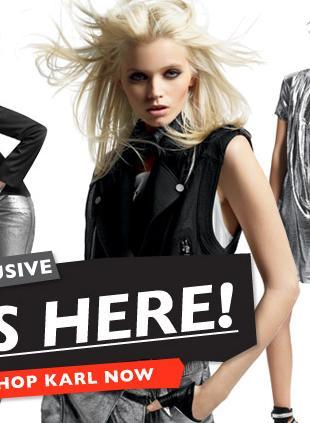 Pełna kolekcja Karl by Karl Lagerfeld