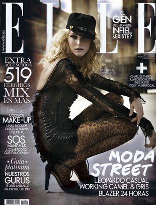 Carmen Kaas w hiszpańskim Elle